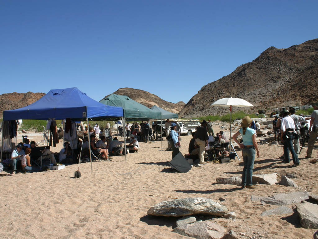 Mobile Tented Camps, Film Industry, Film Production, Productions Support