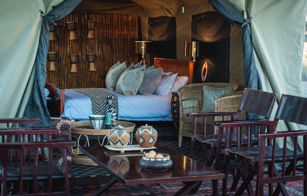 Luxury Tented Accommodation, Mobile Tented Accommodation